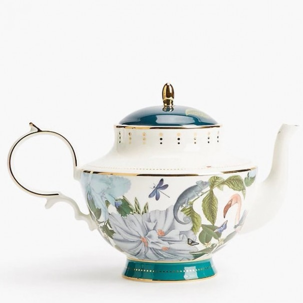 NEW EXOTIC TEAPOT