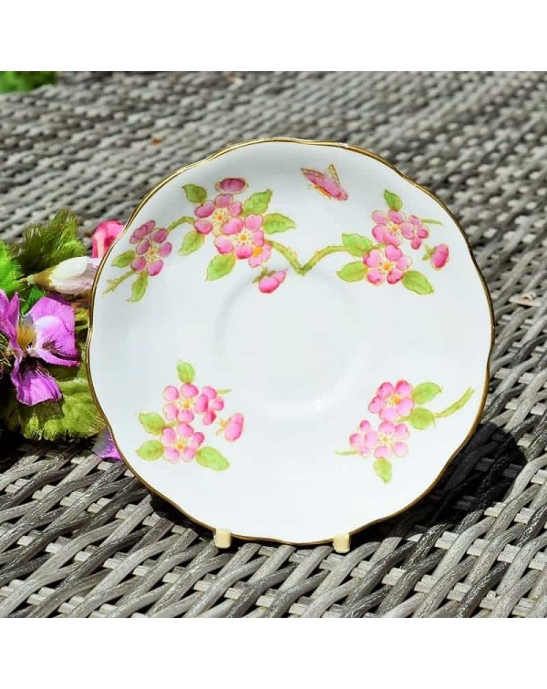 ROYAL STANDARD BLOSSOM TEA SAUCER