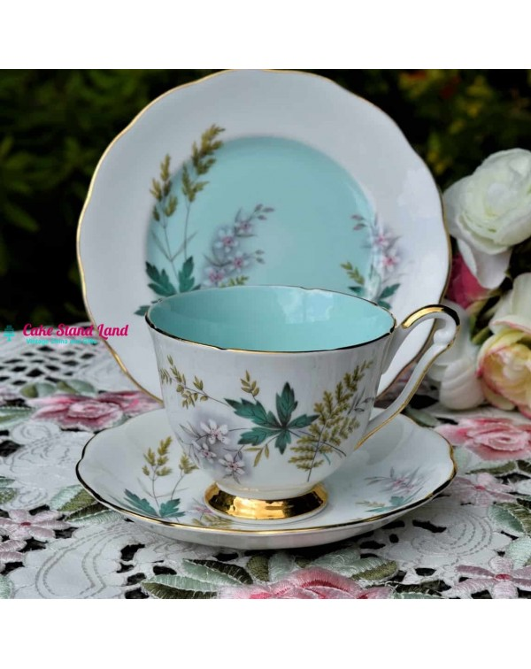 ROYAL ADDERLEY LOUISE TEA TRIO