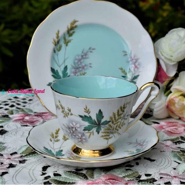 ROYAL ADDERLEY LOUISE TEA TRIO