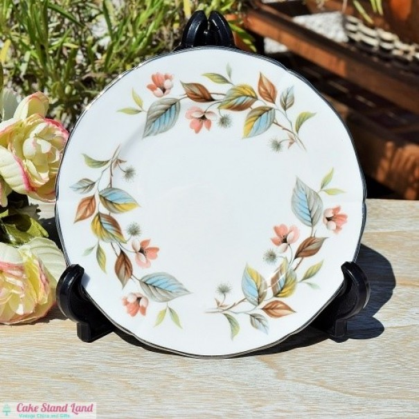 (OUT OF STOCK) ADDERLEY TEA PLATE
