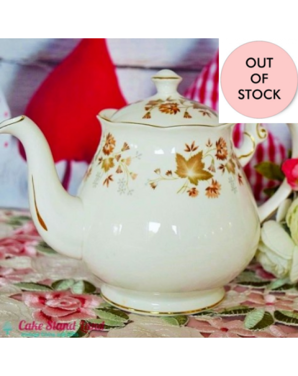 (OUT OF STOCK) COLCLOUGH AUTUMN TEAPOT