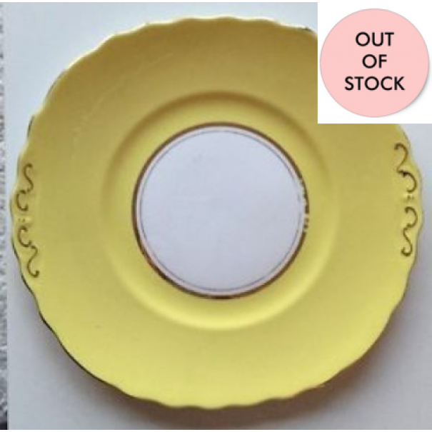 (OUT OF STOCK) COLCLOUGH  LEMON CAKE PLATE