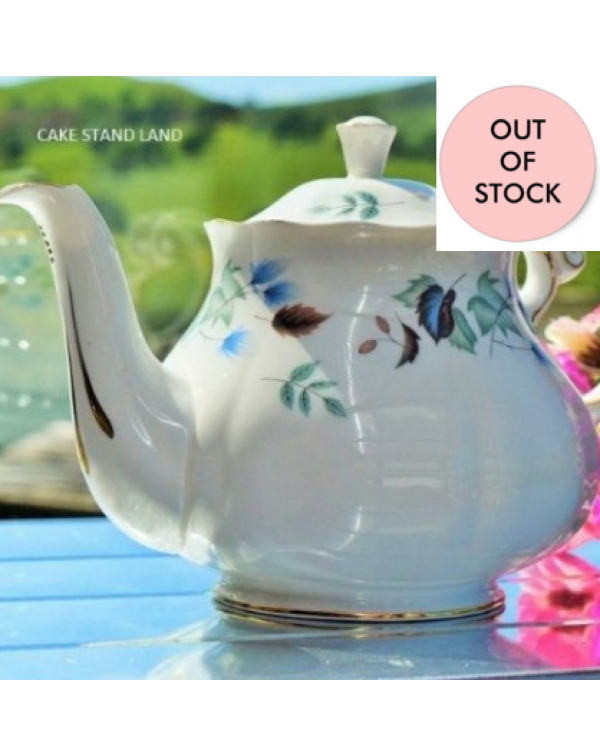 (OUT OF STOCK) COLCLOUGH LINDEN TEAPOT
