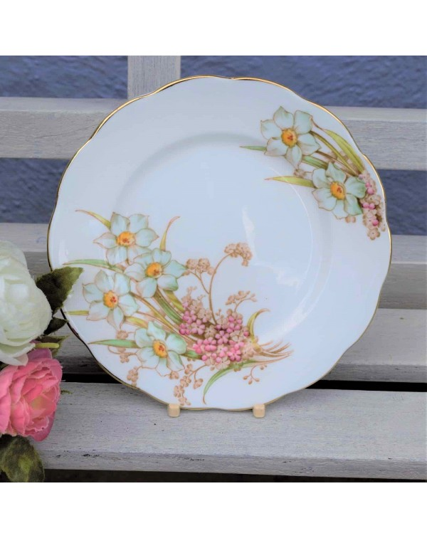 BELL CHINA SPRING TEA PLATE