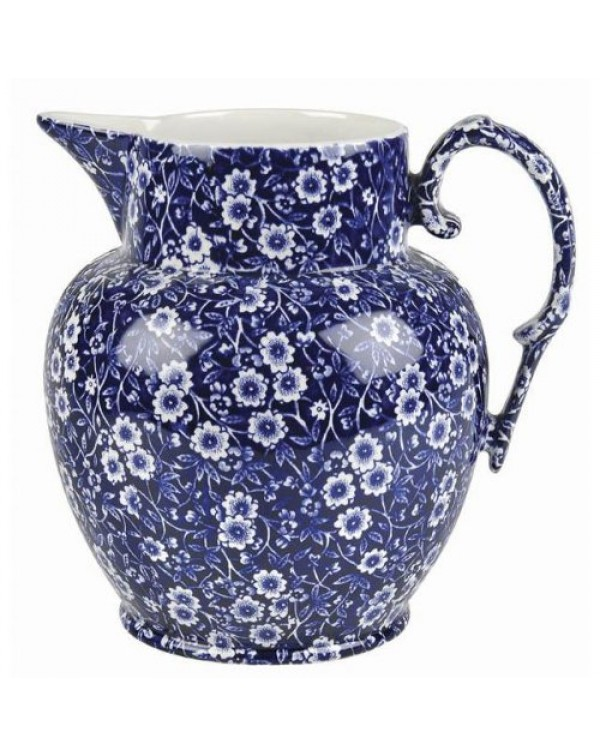 (OUT OF STOCK) BURLEIGH CALICO 4 PINT JUG