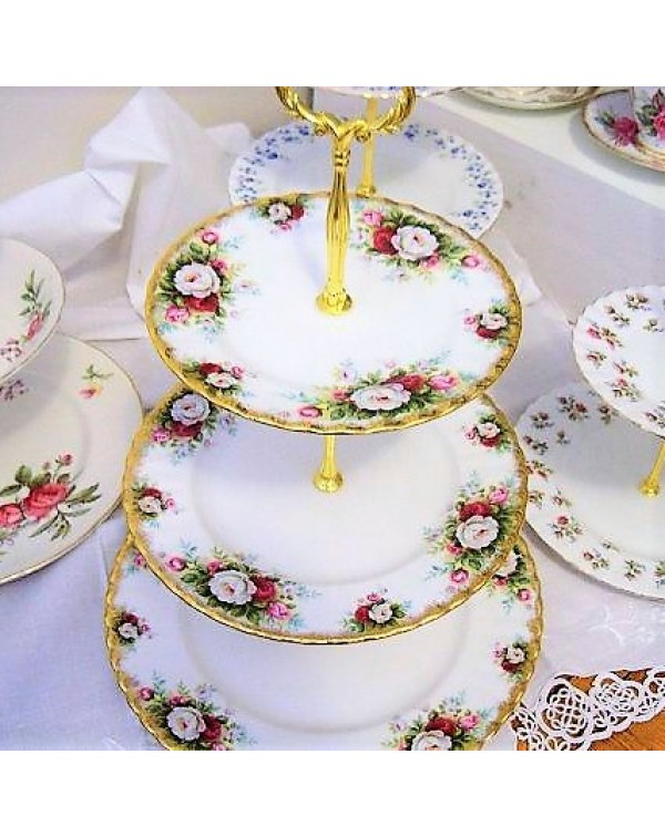 ROYAL ALBERT CELEBRATION CAKE STAND