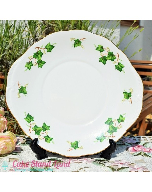 COLCLOUGH IVY CAKE PLATE