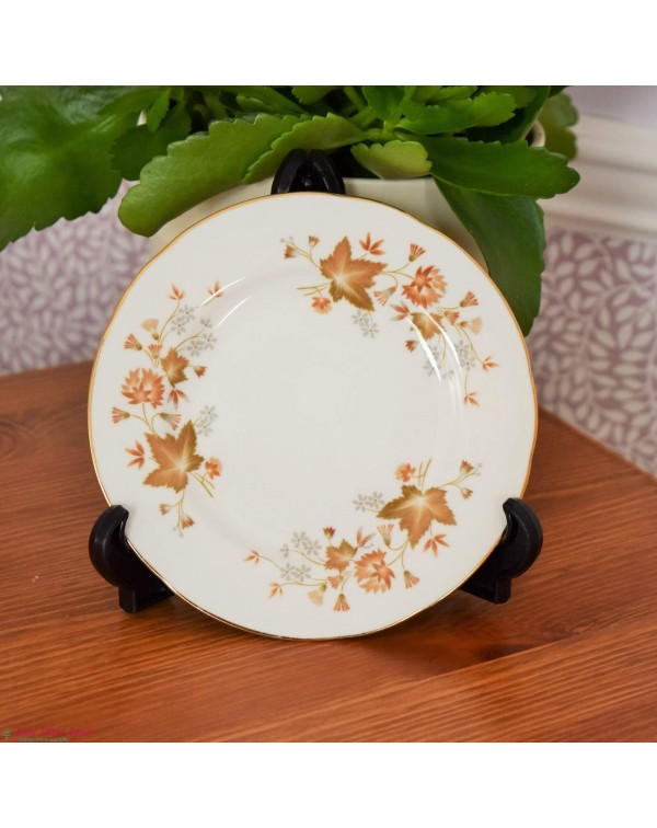 COLCLOUGH AUTUMN TEA PLATE