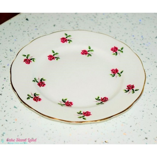 (OUT OF STOCK) COLCLOUGH FRAGRANCE TEA PLATE