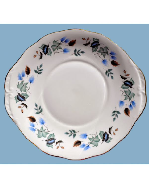 COLCLOUGH LINDEN WINGED CAKE PLATE
