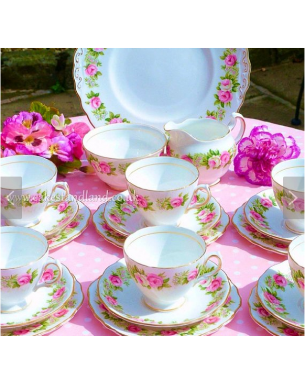 COLCLOUGH ENCHANTMENT TEA SET