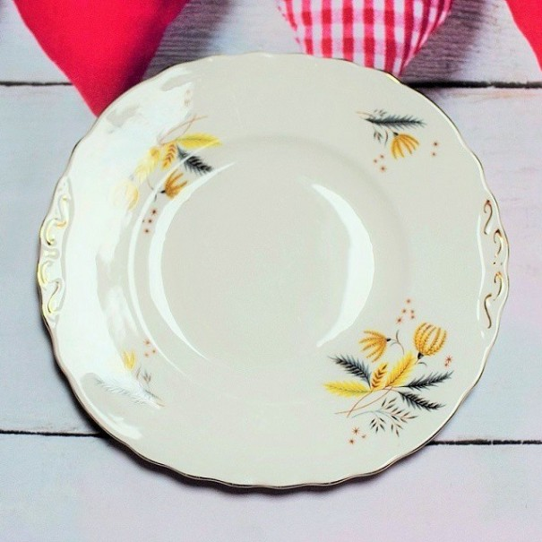 (OUT OF STOCK) COLCLOUGH STARDUST CAKE PLATE