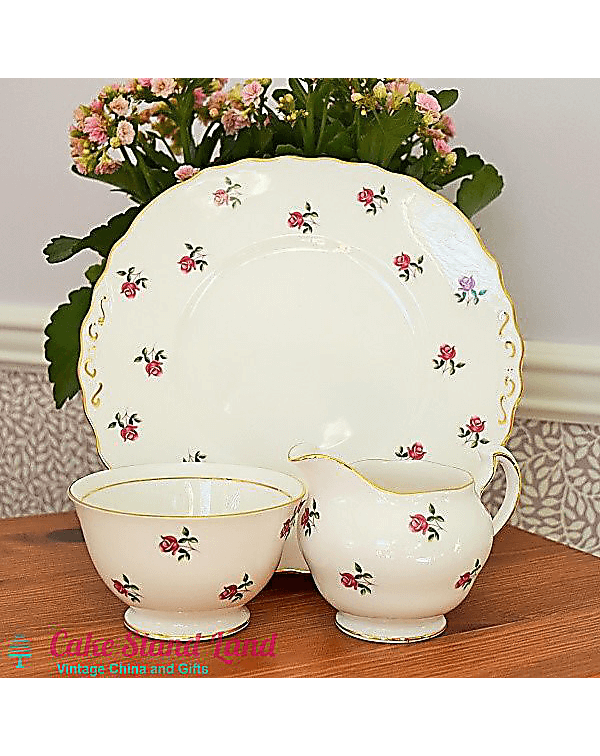 (OUT OF STOCK) COLCLOUGH FRAGRANCE CAKE PLATE SET