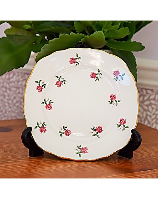 COLCLOUGH FRAGRANCE TEA PLATE