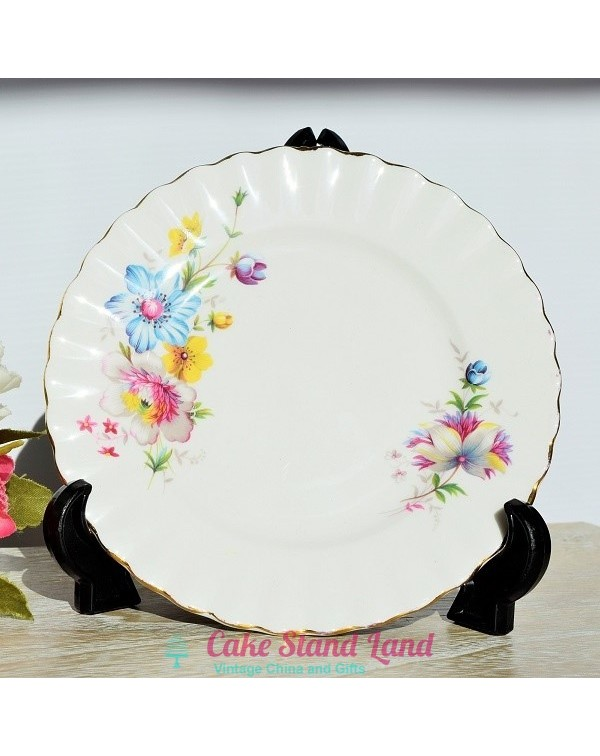 (OUT OF STOCK) CORONET CHINA TEA PLATE