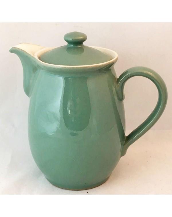 DENBY MANOR GREEN COFFEE POT