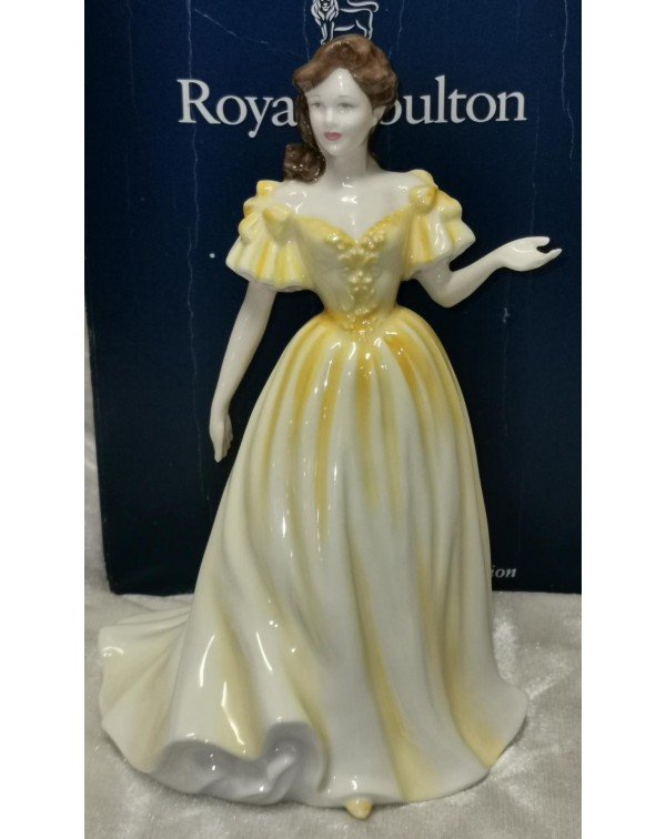 (SOLD) ROYAL DOULTON HN4395 CAROLINE