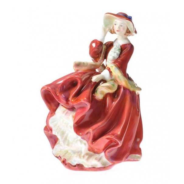 (SOLD) HN 1849 ROYAL DOULTON TOP OF THE HILL