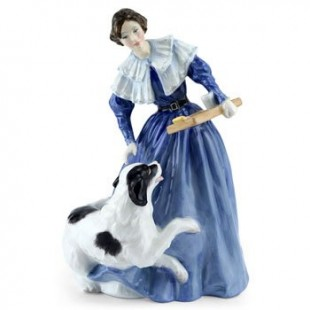 HN3842 ROYAL DOULTON  JANE EYRE