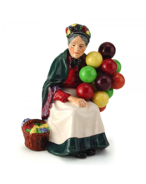 (SOLD) ROYAL DOULTON BALLOON SELLER HN1315