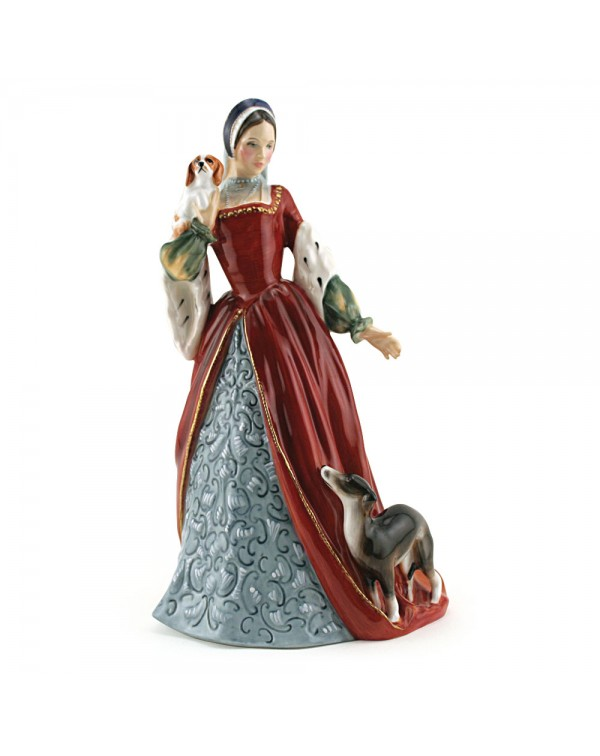 (SOLD) HN3232 ROYAL DOULTON ANNE BOLEYN