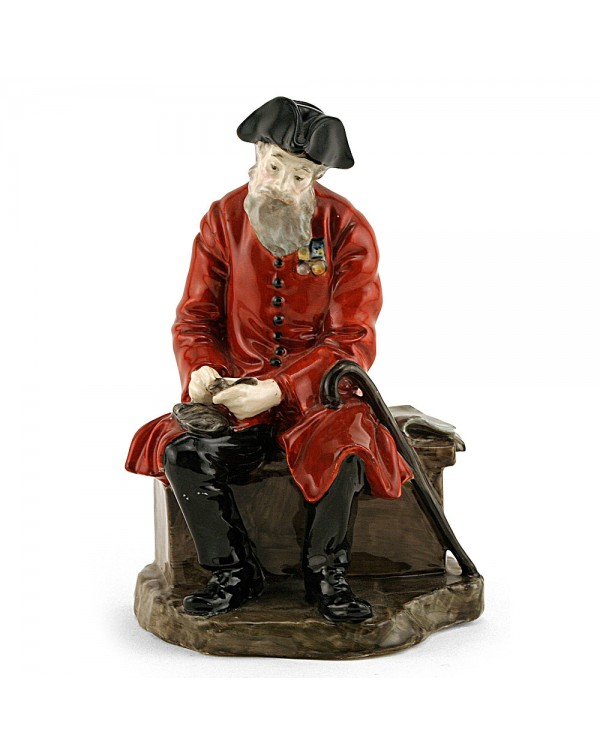 (SOLD) HN689 ROYAL DOULTON CHELSEA PENSIONER VERY ...