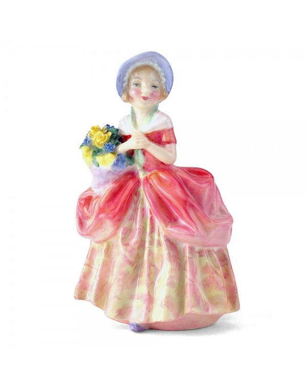 (SOLD) HN 1809 ROYAL DOULTON CISSIE