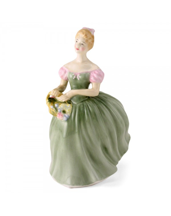 (SOLD) HN 2345 ROYAL DOULTON CLARISSA
