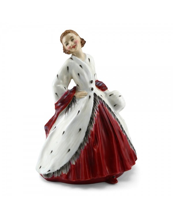 (OUT OF STOCK) HN 1981 ROYAL DOULTON THE ERMINE CO...