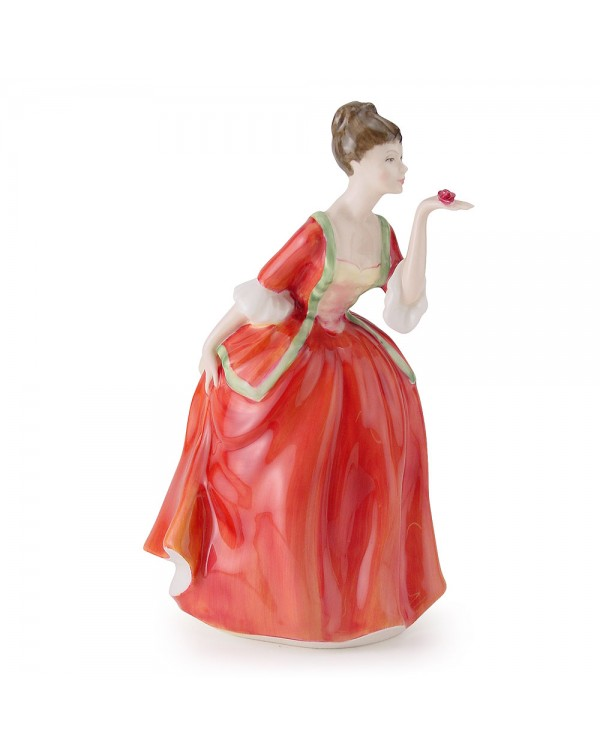 (OUT OF STOCK) HN 3970 ROYAL DOULTON FLOWERS OF LO...