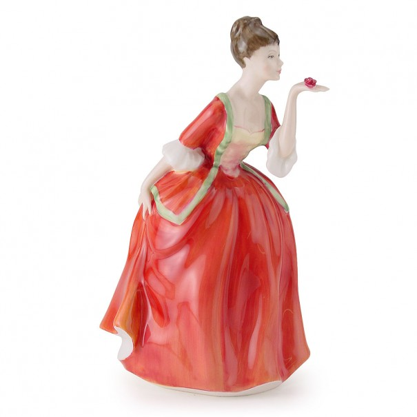 (OUT OF STOCK) HN 3970 ROYAL DOULTON FLOWERS OF LOVE
