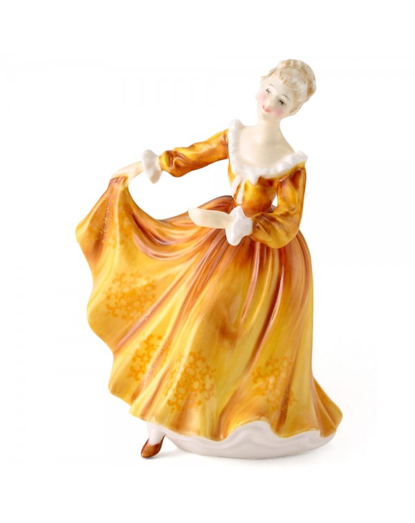 (SOLD) HN2381 ROYAL DOULTON KIRSTY