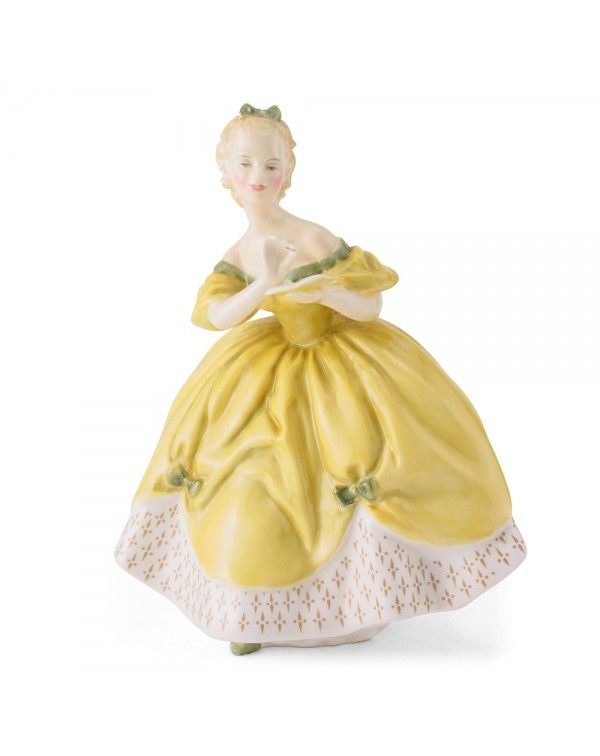 (SOLD) HN 2315 ROYAL DOULTON LAST WALTZ
