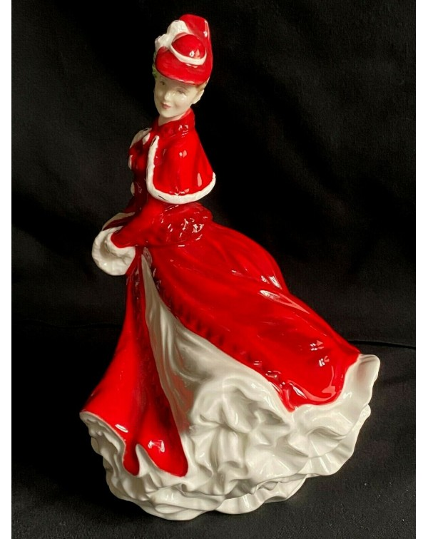 ROYAL DOULTON CHRISTMAS DAY HN4552