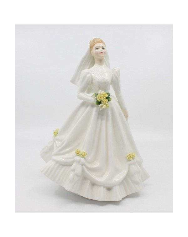 HN 3284 ROYAL DOULTON BRIDE