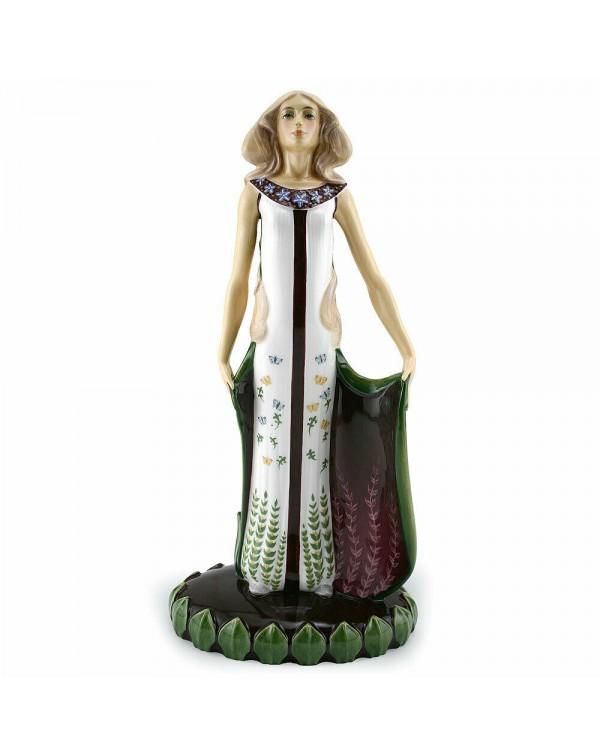 Royal Doulton A Les Saisons lTD EDT figurine PRINT...