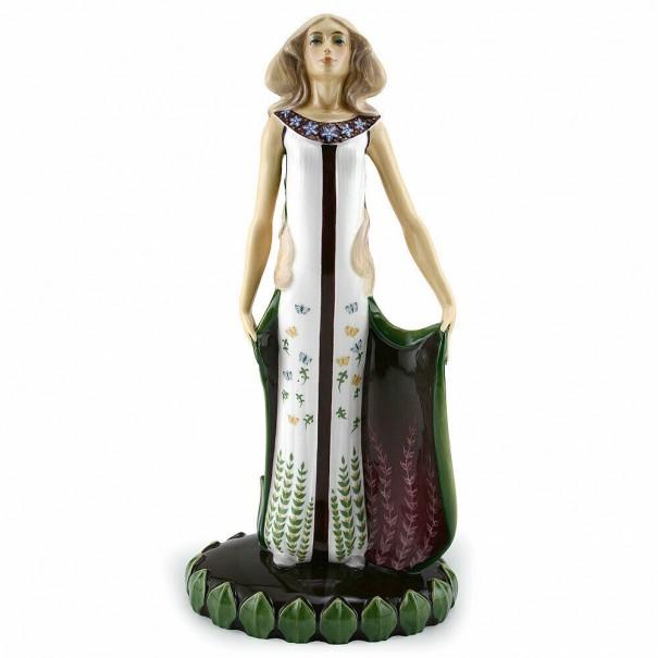Royal Doulton A Les Saisons lTD EDT figurine PRINTEMPS