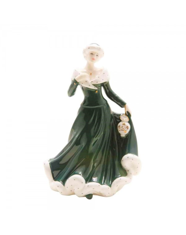 (SOLD) ROYAL DOULTON WINTERTIME HN4826
