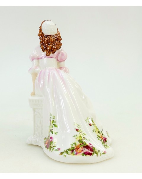 (OUT OF STOCK) ROYAL DOULTON JUDITH PROTOTYPE OLD COUNTRY ROSES