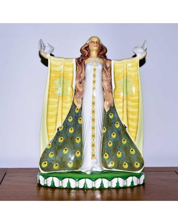 (SOLD) Royal Doulton A Les Saisons lTD EDT figurin...