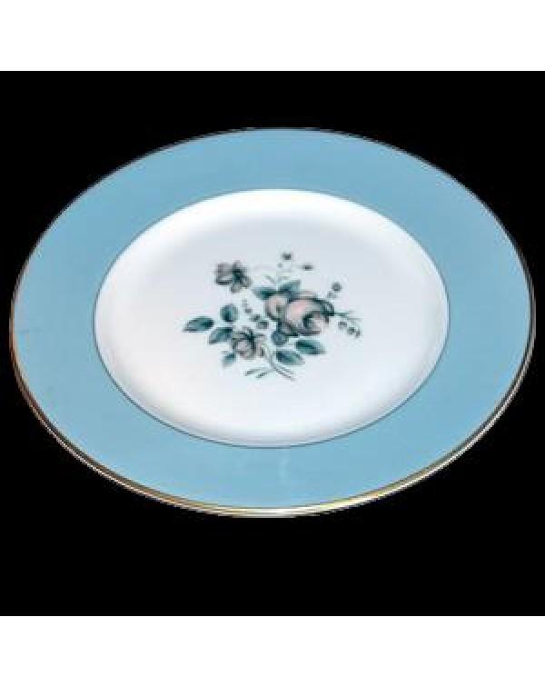 (SOLD) ROYAL DOULTON ROSE ELEGANS TEA PLATE