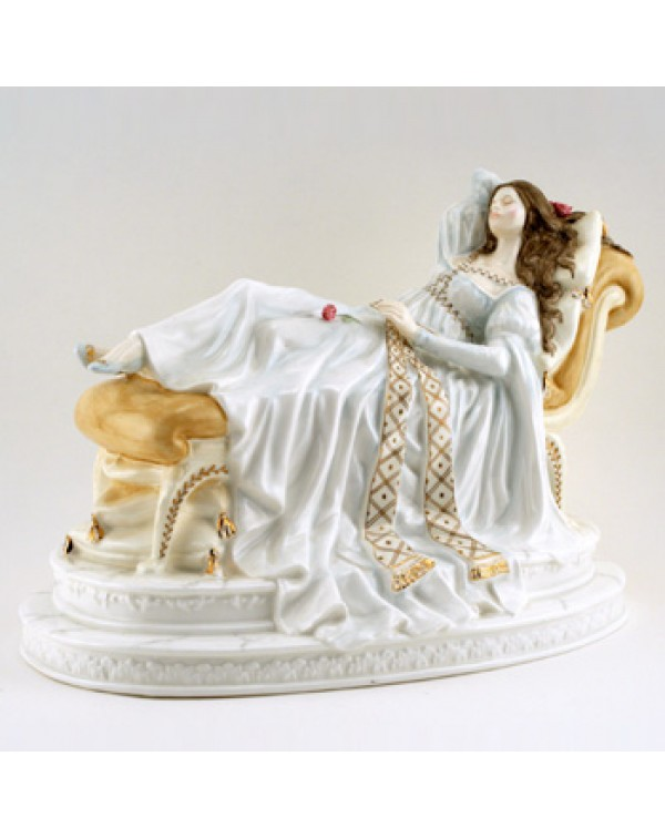 (OUT OF STOCK) HN4000 ROYAL DOULTON SLEEPING BEAUT...