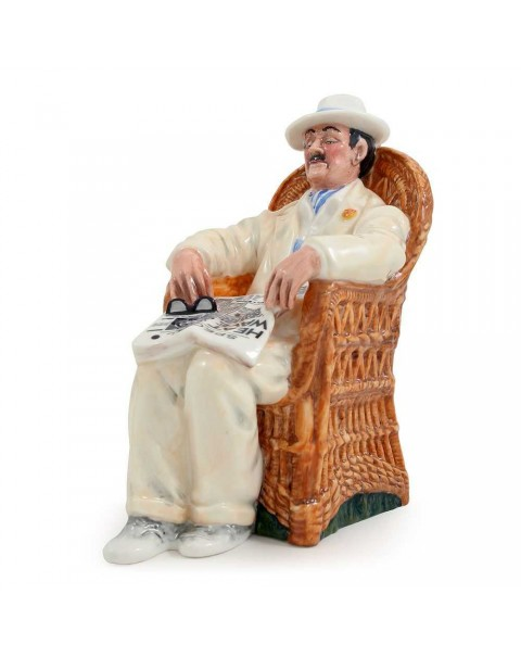 ROYAL DOULTON FIGURINE TAKING IT EASY HN2680