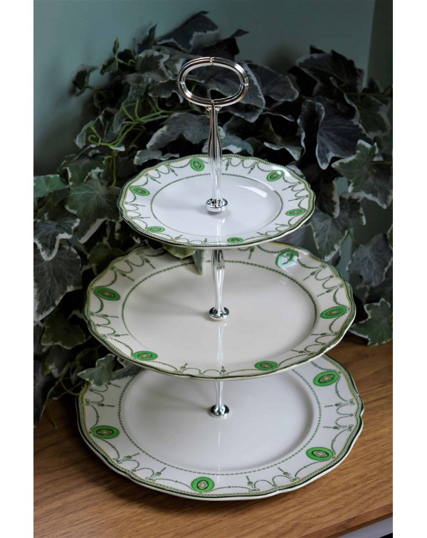 (SOLD) ROYAL DOULTON COUNTESS CAKE STAND