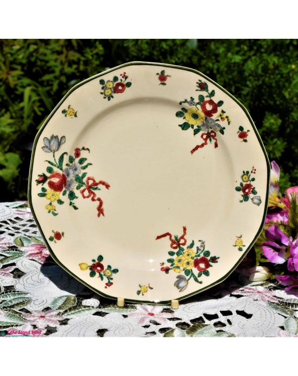 ROYAL DOULTON LEEDS SPRAYS SALAD PLATE