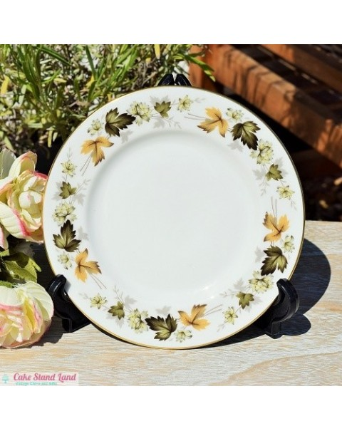 (OUT OF STOCK) ROYAL DOULTON LARCHMONT TEA PLATE