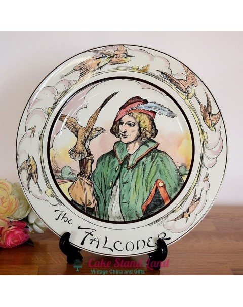 ROYAL DOULTON THE PROFESSIONALS PLATES SET