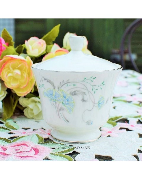 ROYAL DOULTON MOONFLOWER SUGAR BOWL