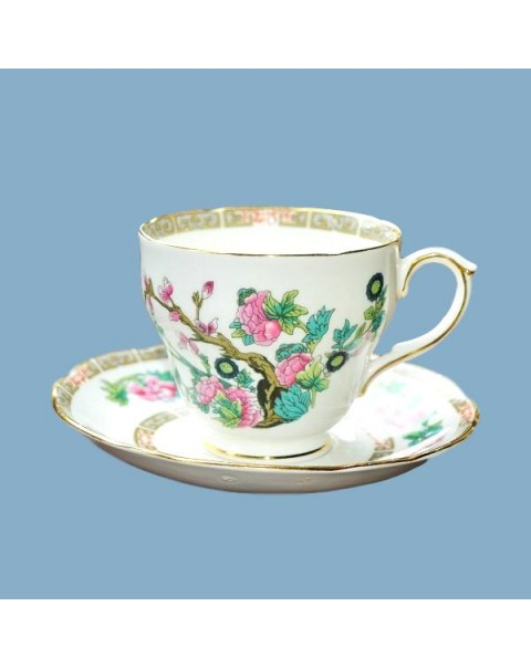 DUCHESS INDIAN TREE CUP & SAUCER